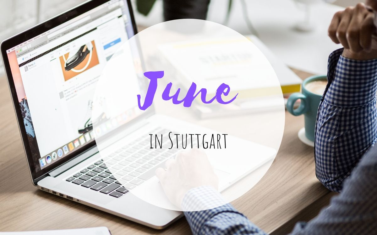 June in Stuttgart