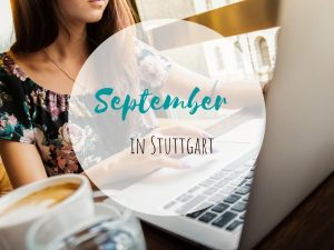 September in Stuttgart