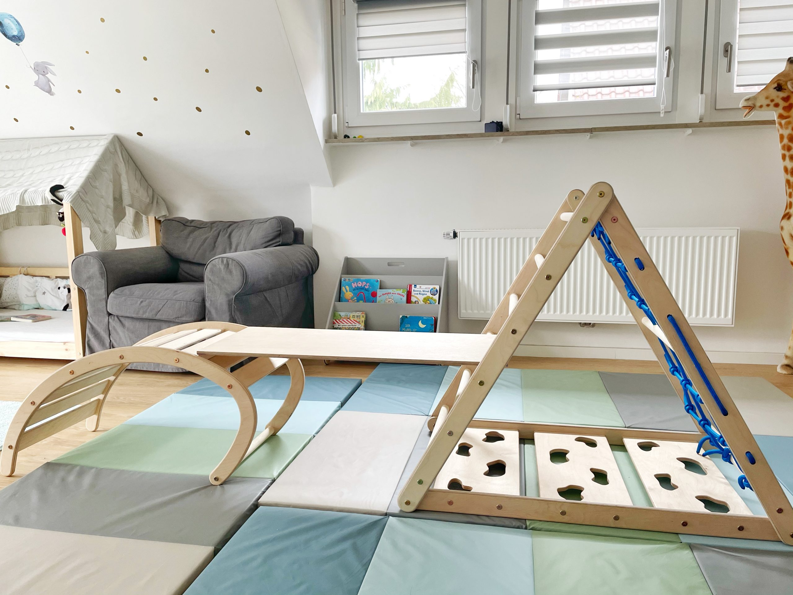 kids room in Germany