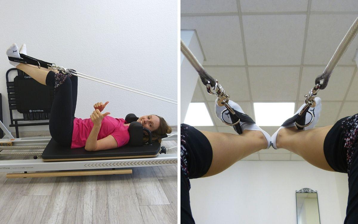 Pilates class with equipment Vaihingen